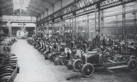 le-travail-chez-citroen-en-1918