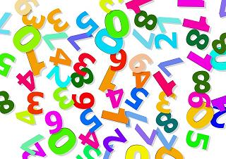 des chiffres par pixabay