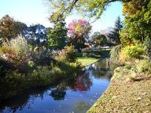 Parc Victor Thuillat à Limoges