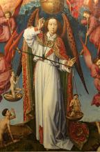 Polyptyque du jugement dernier, Roger van der Weyden