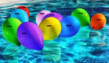ballons, par pixabay